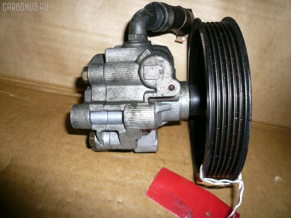 Гидроусилителя насос TOYOTA COROLLA RUNX ZZE123 2ZZ-GE. Фото 4