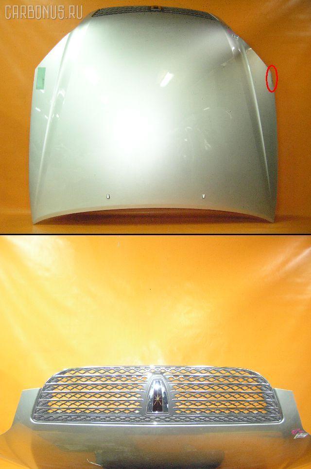 Капот TOYOTA MARK II JZX110. Фото 1