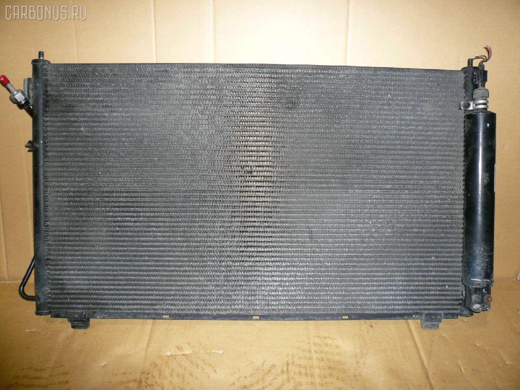 Радиатор кондиционера NISSAN SERENA PC24 SR20DE. Фото 4