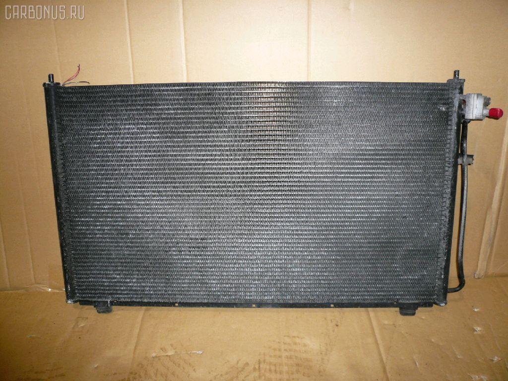 Радиатор кондиционера NISSAN SERENA PC24 SR20DE. Фото 5