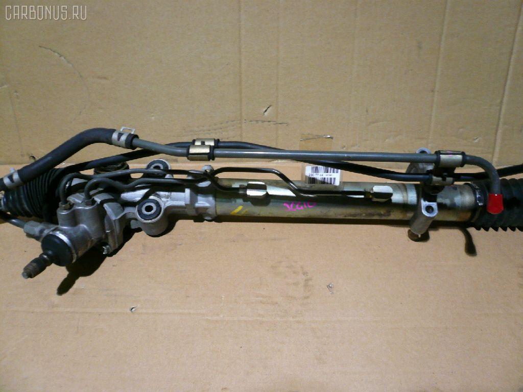 Рулевая рейка TOYOTA PROGRES JCG10 1JZ-FSE. Фото 2