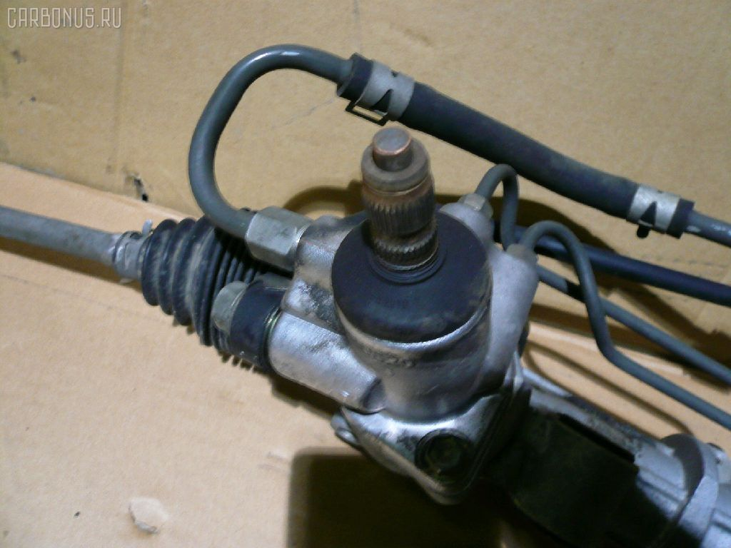 Рулевая рейка TOYOTA PROGRES JCG10 1JZ-FSE. Фото 3