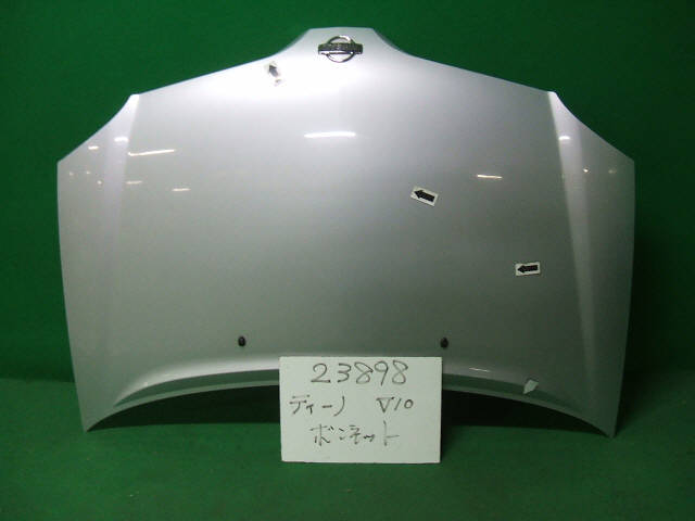 Капот NISSAN TINO V10. Фото 10