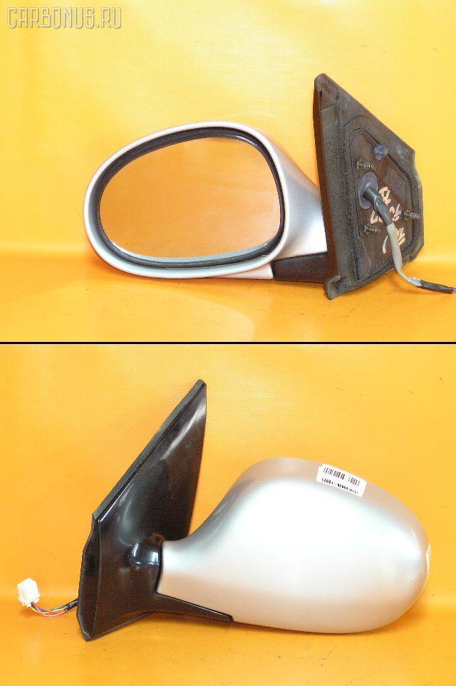Зеркало двери боковой NISSAN TINO V10. Фото 3