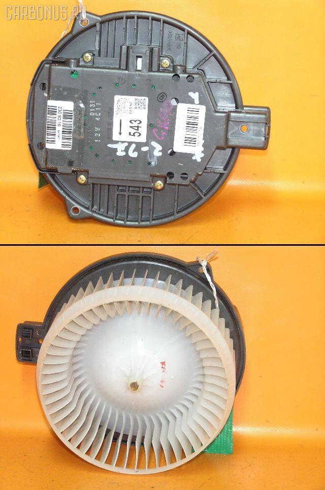 Мотор печки TOYOTA MARK II JZX110. Фото 8