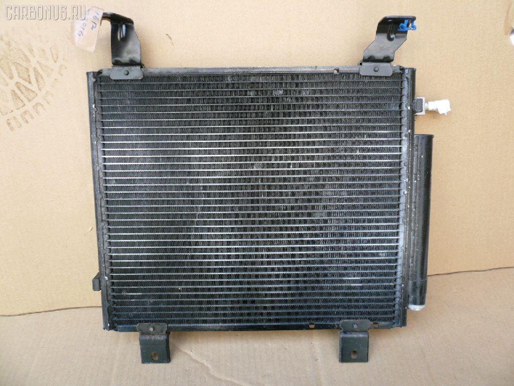Радиатор кондиционера DAIHATSU YRV M201G K3-VE. Фото 4