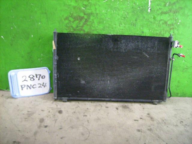 Радиатор кондиционера NISSAN SERENA PNC24 SR20DE. Фото 3