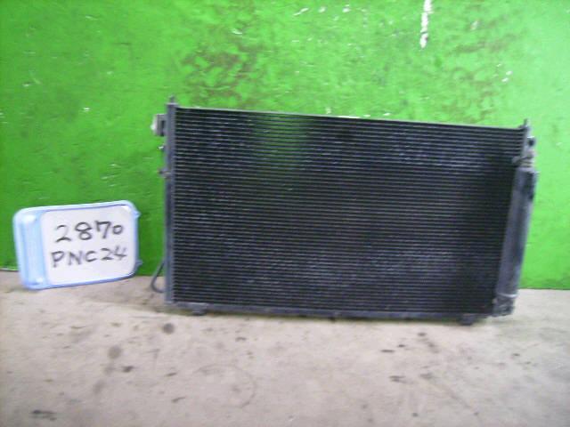 Радиатор кондиционера NISSAN SERENA PNC24 SR20DE. Фото 2