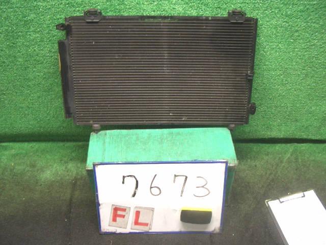 Радиатор кондиционера TOYOTA COROLLA FIELDER ZZE122G 1ZZ-FE. Фото 4