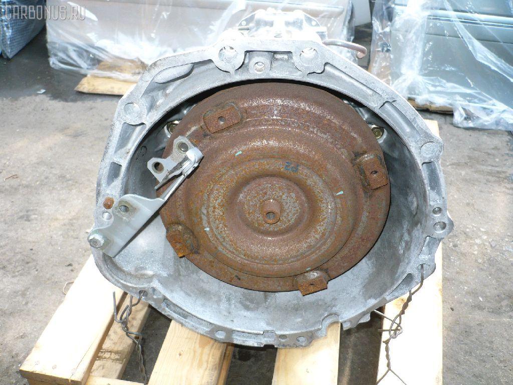 КПП автоматическая NISSAN ELGRAND E51 VQ35DE. Фото 2