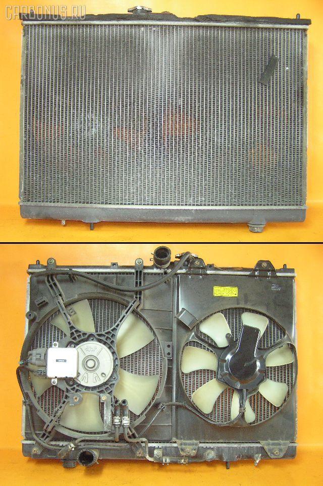 Радиатор ДВС MITSUBISHI CHARIOT GRANDIS N94W 4G64. Фото 2