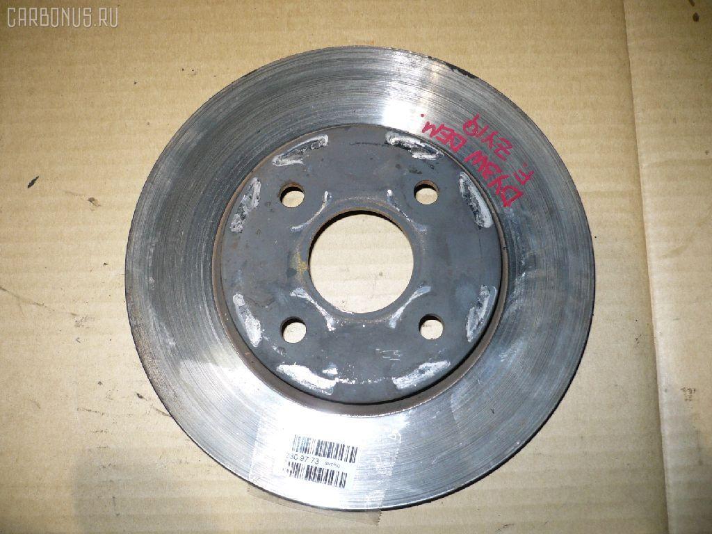 Тормозной диск MAZDA DEMIO DY3W. Фото 1