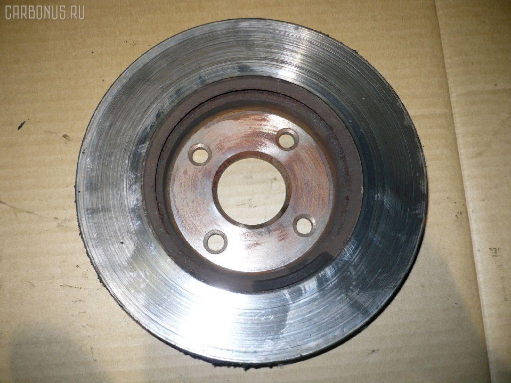 Тормозной диск MAZDA DEMIO DY3W. Фото 2