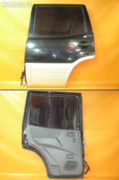 Дверь боковая Nissan Mistral R20 Фото 1