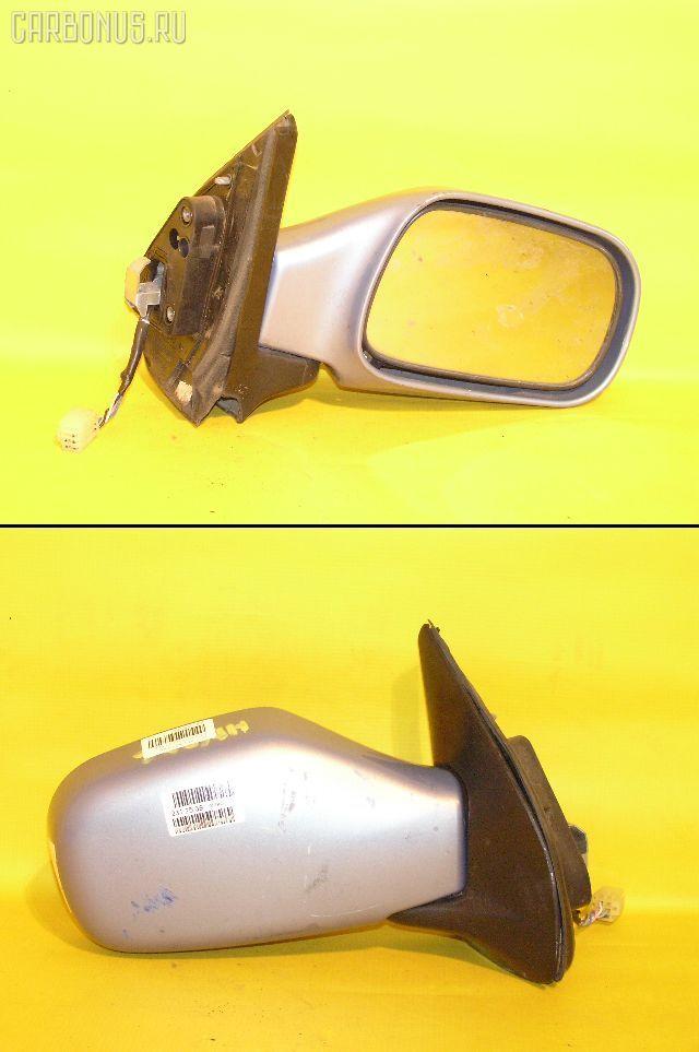 Зеркало двери боковой SUZUKI KEI HN22S. Фото 1