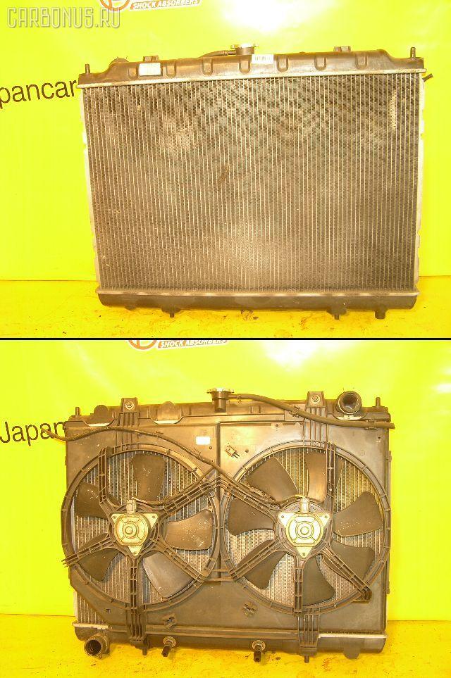 Радиатор ДВС NISSAN RNESSA N30 SR20DE. Фото 1