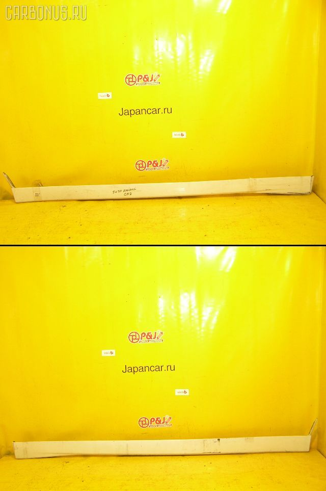 Порог кузова пластиковый ( обвес ) NISSAN BASSARA JU30. Фото 2
