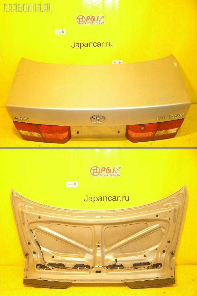Крышка багажника TOYOTA WINDOM MCV20. Фото 2