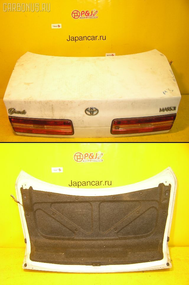 Крышка багажника TOYOTA MARK II GX100. Фото 1