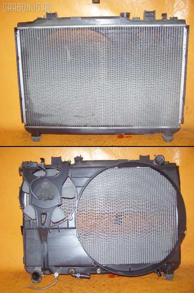 Радиатор ДВС TOYOTA LITE ACE NOAH SR40G 3S-FE. Фото 1