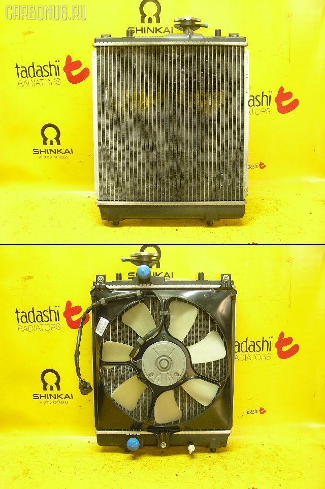 Радиатор ДВС SUZUKI SWIFT SPORT HT81S M15A. Фото 1