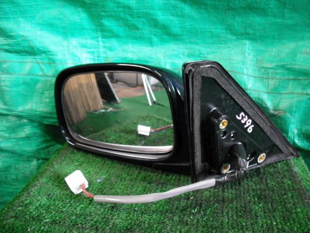Зеркало двери боковой TOYOTA MARK II GX110. Фото 8