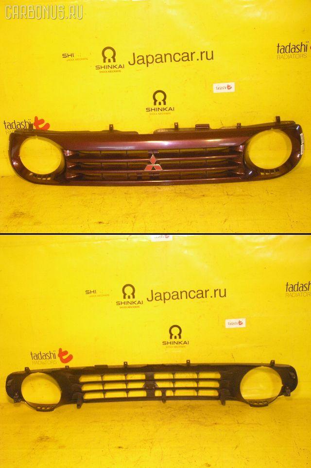 Решетка радиатора MITSUBISHI PAJERO JUNIOR H57A. Фото 5