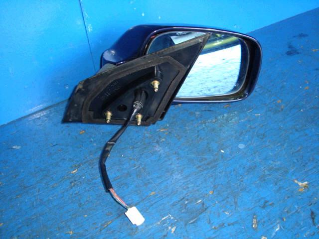 Зеркало двери боковой TOYOTA WILL VS ZZE129. Фото 3