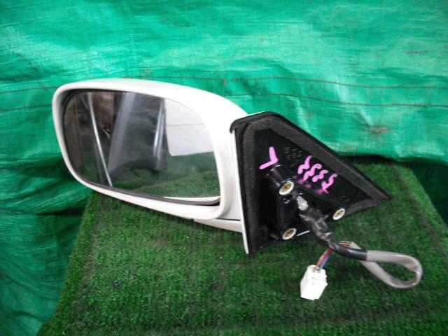 Зеркало двери боковой TOYOTA MARK II GX110. Фото 11