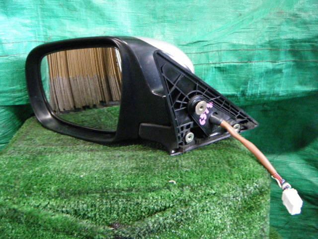 Зеркало двери боковой SUBARU LEGACY WAGON BP5. Фото 2