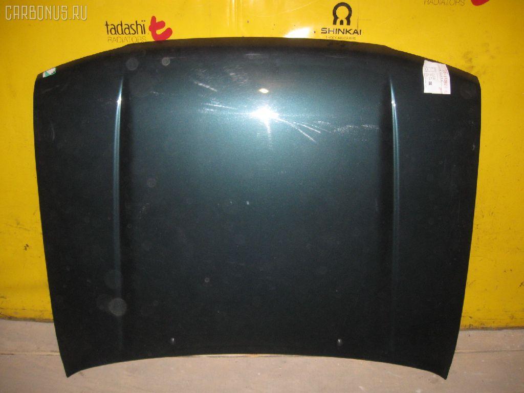 Капот TOYOTA HILUX SURF RZN185W. Фото 1