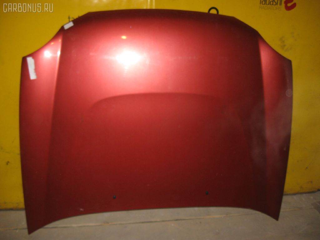 Капот SUBARU IMPREZA WAGON GG3. Фото 1