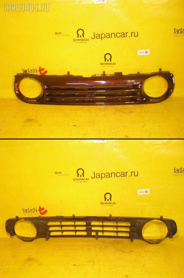 Решетка радиатора MITSUBISHI PAJERO JUNIOR H57A. Фото 9