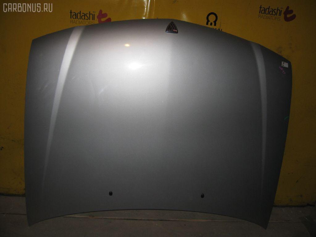 Капот NISSAN WINGROAD WFY11. Фото 5