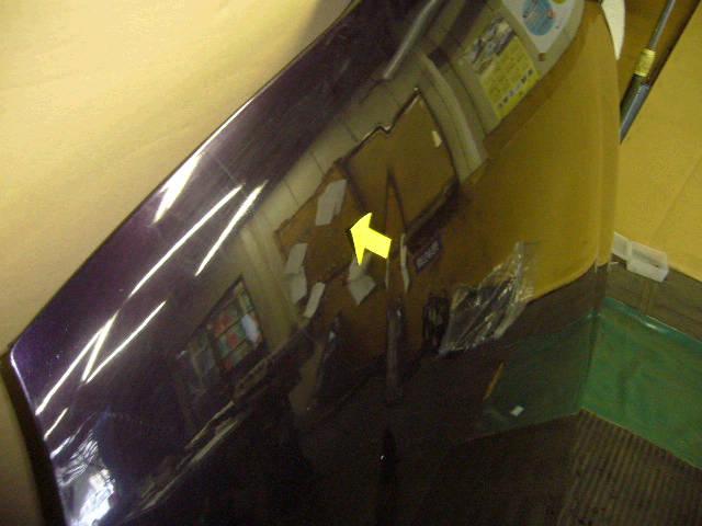 Капот HONDA INTEGRA DB6. Фото 7