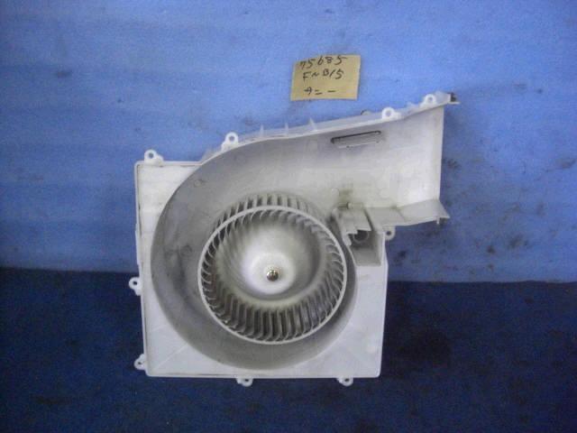 Мотор печки NISSAN SUNNY FNB15. Фото 2