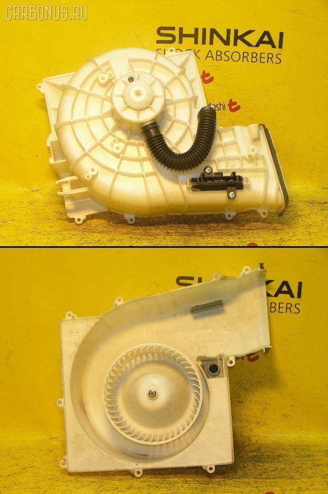 Мотор печки NISSAN BLUEBIRD SYLPHY QG10. Фото 1