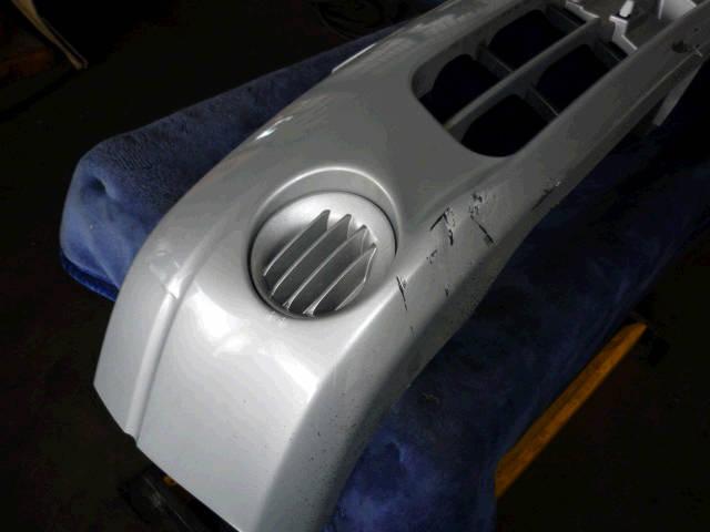 Бампер TOYOTA COROLLA LEVIN AE111. Фото 4