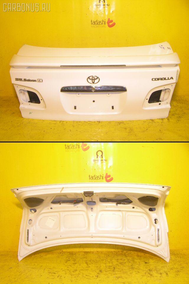 Крышка багажника TOYOTA COROLLA AE110. Фото 5