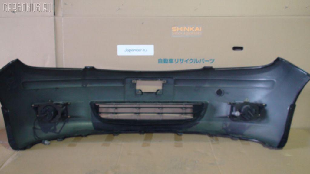 Бампер MITSUBISHI COLT Z27A. Фото 3