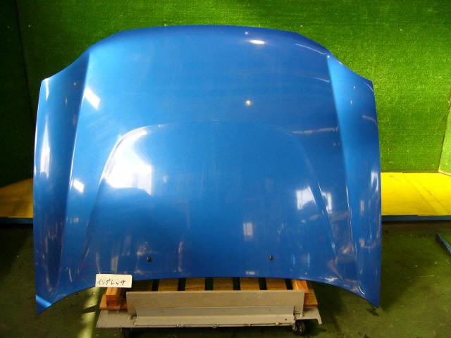 Капот SUBARU IMPREZA WAGON GG3. Фото 5