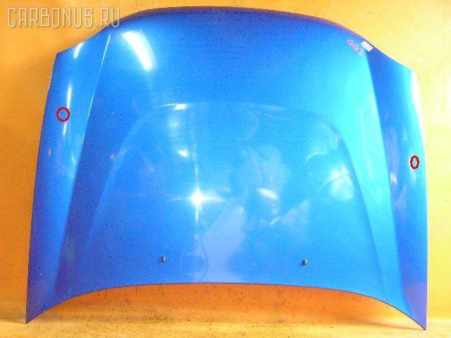 Капот SUBARU IMPREZA WAGON GG3. Фото 4