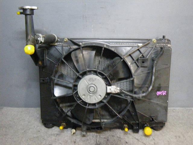 Радиатор ДВС MAZDA DEMIO DY3W ZJ-VE. Фото 7