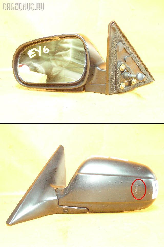 Зеркало двери боковой HONDA PARTNER EY6. Фото 1