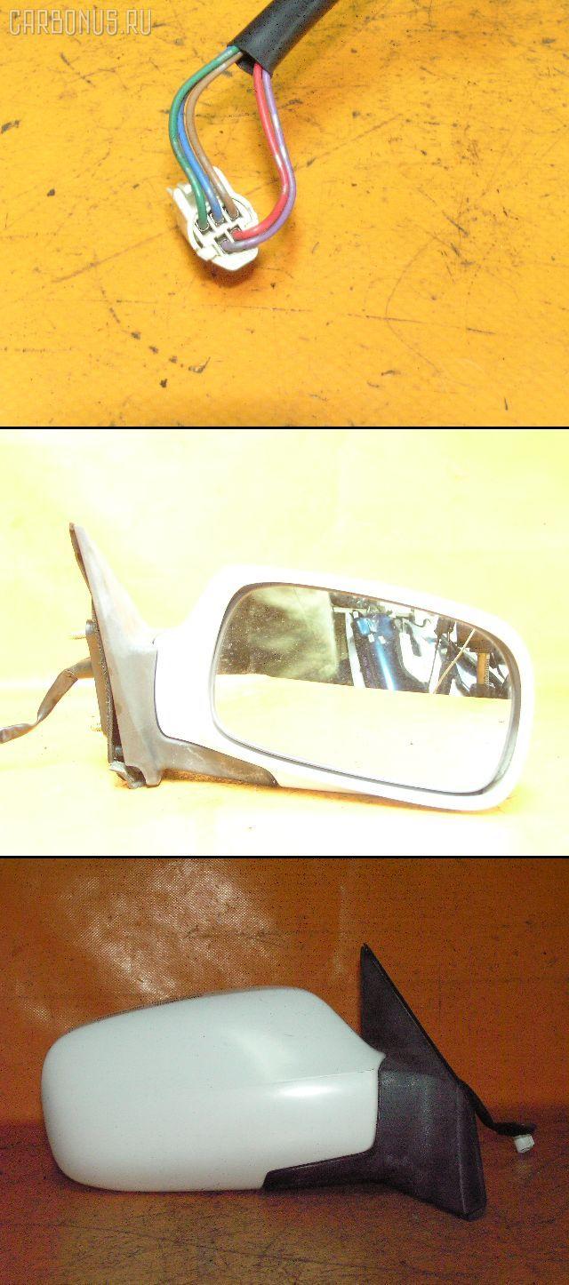 Зеркало двери боковой TOYOTA WILL VS ZZE129. Фото 5
