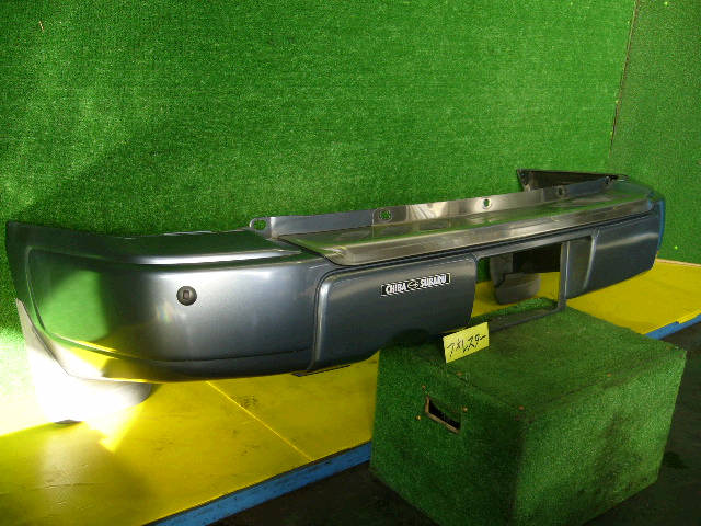 Бампер SUBARU FORESTER SF5. Фото 3