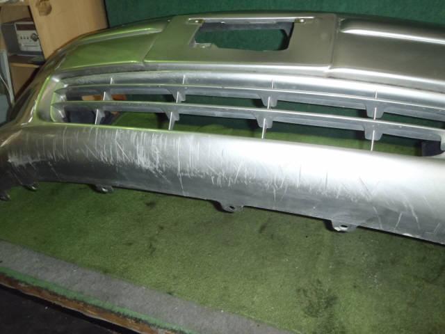 Бампер MITSUBISHI COLT Z25A. Фото 2