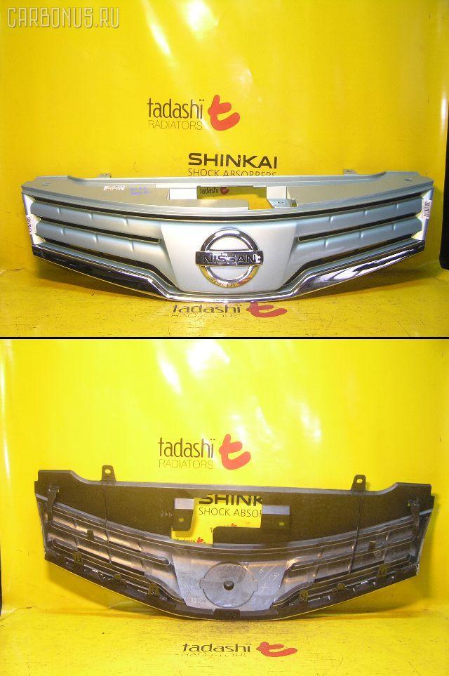 Решетка радиатора NISSAN NOTE E11. Фото 1