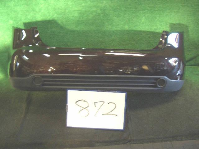 Бампер MAZDA VERISA DC5W. Фото 3