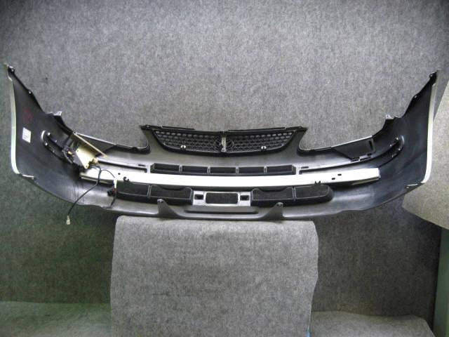 Бампер TOYOTA COROLLA SPACIO AE111. Фото 1